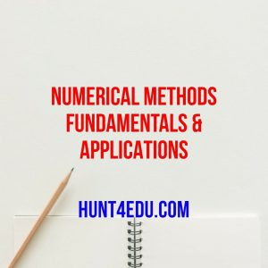 numerical methods fundamentals & application